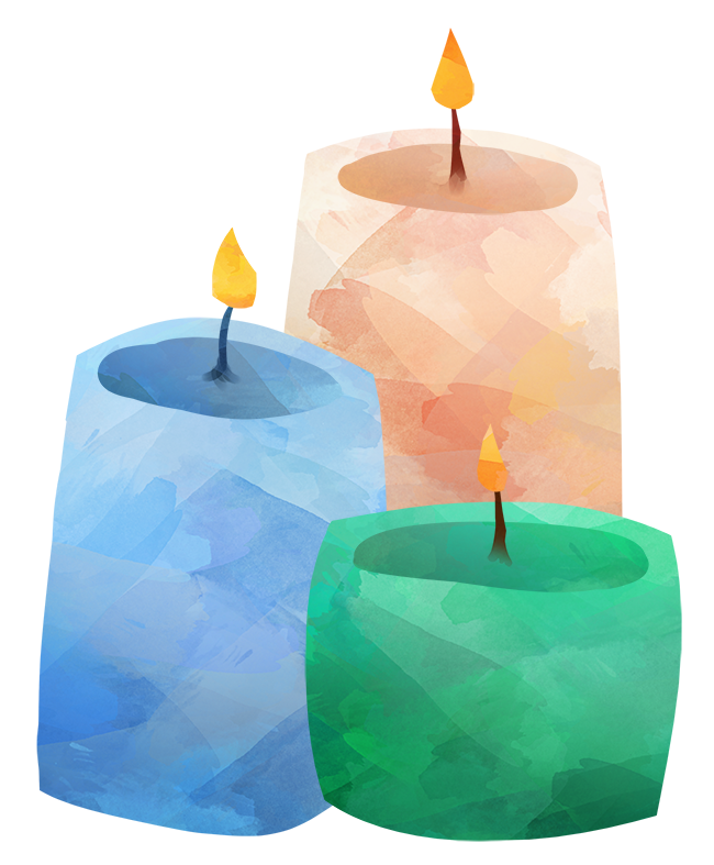 PTO Candle Fundraiser