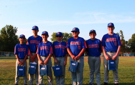 Junior Rocket Baseball ends season