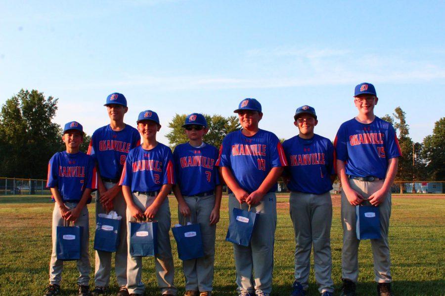 Junior Rocket Baseball ends season