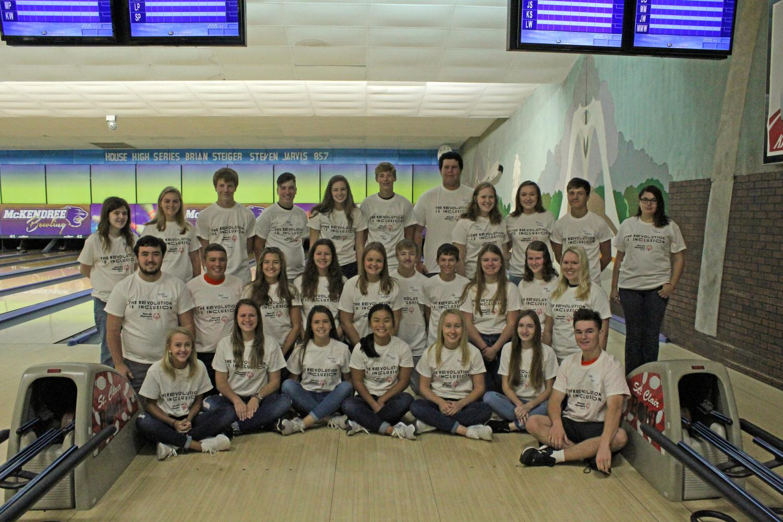 NHS/SLT volunteer at Special Olympics