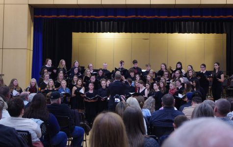 Rescheduled Christmas Concert Extends the Holiday