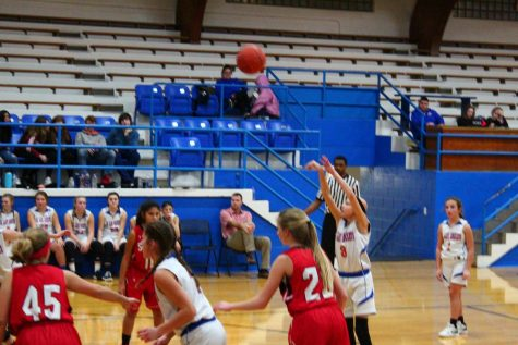 Jr. Lady Rocket Basketball begins season