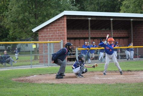 Junior Rocket Baseball Eighth-Grade Night