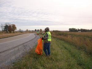Science Club continues Trash Pick Up