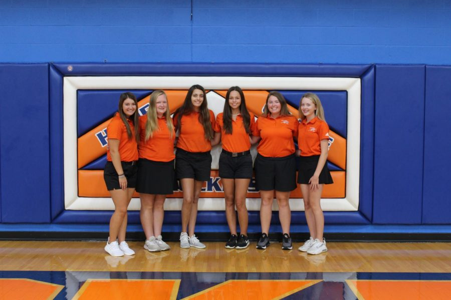 Lady Rocket Golf Swings into Action