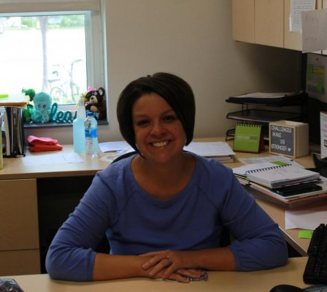 Get to Know the New Grade School Principal, Mrs. Ganey