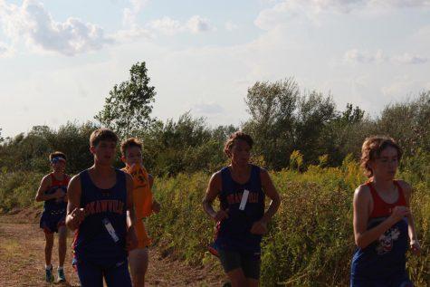 Cross Country Runs Through the Heat