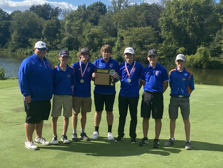 Rocket Golf Wins Conference Tournament